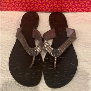 Tory Burch Thora Thong Sandal Size 9